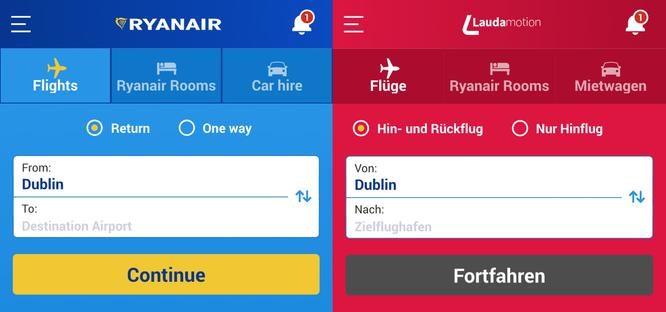 Theming Angular at Ryanair